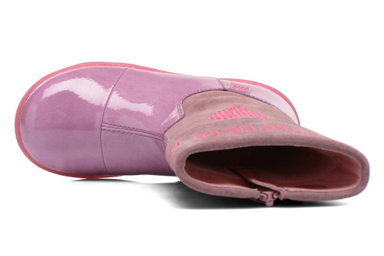 Boots & wellies Agatha Ruiz de la Prada Cazoleta Infantil 2 Pink view from the left