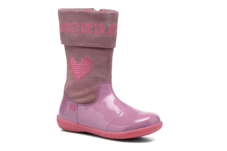 Boots & wellies Agatha Ruiz de la Prada Cazoleta Infantil 2 Pink detailed view/ Pair view