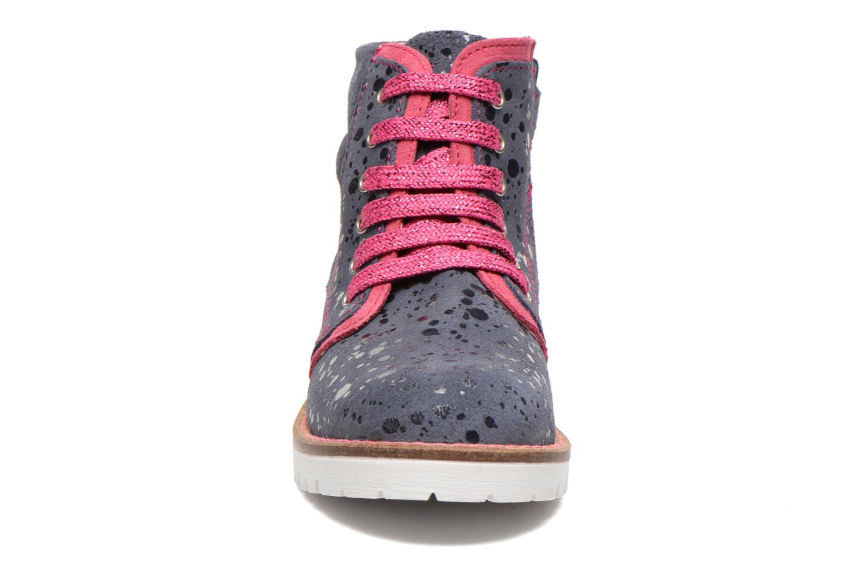 Bottines et boots Agatha Ruiz de la Prada Dessert Agatha Bleu vue portées chaussures