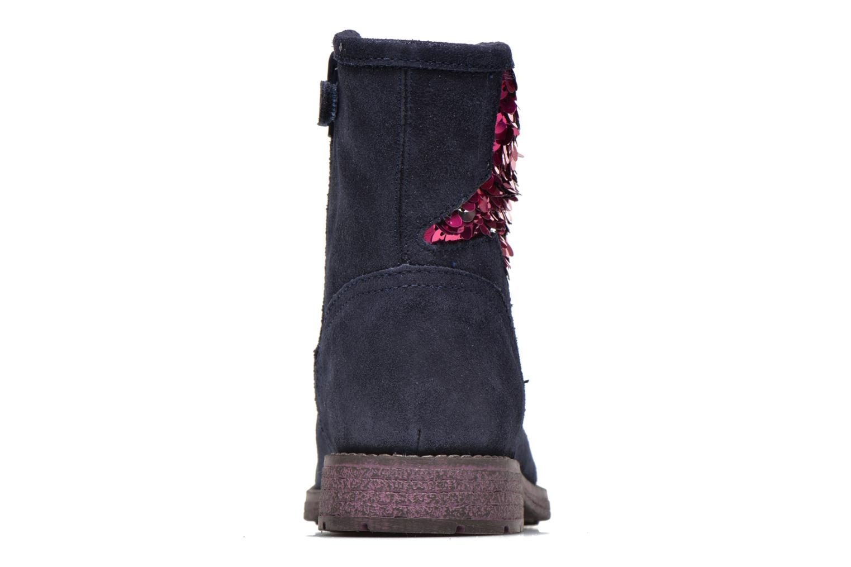 Bottines et boots Agatha Ruiz de la Prada Vagabunda Agatha Bleu vue droite