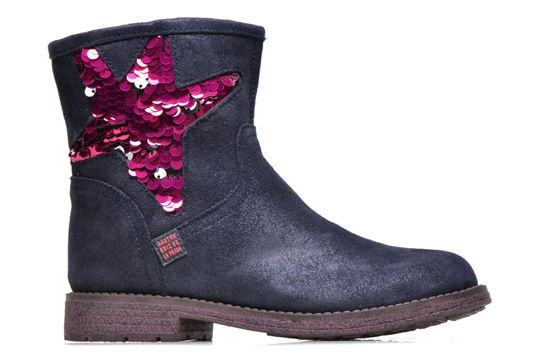 Stiefeletten & Boots Agatha Ruiz de la Prada Vagabunda Agatha blau ansicht von hinten