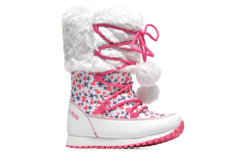 Stiefeletten & Boots Agatha Ruiz de la Prada Après-Ski Agatha weiß ansicht von hinten