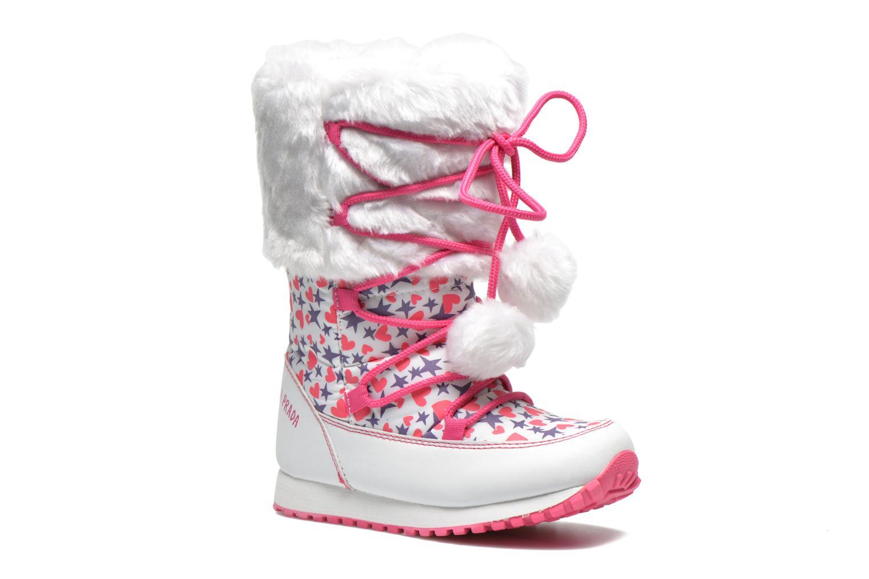 Stiefeletten & Boots Agatha Ruiz de la Prada Après-Ski Agatha weiß detaillierte ansicht/modell