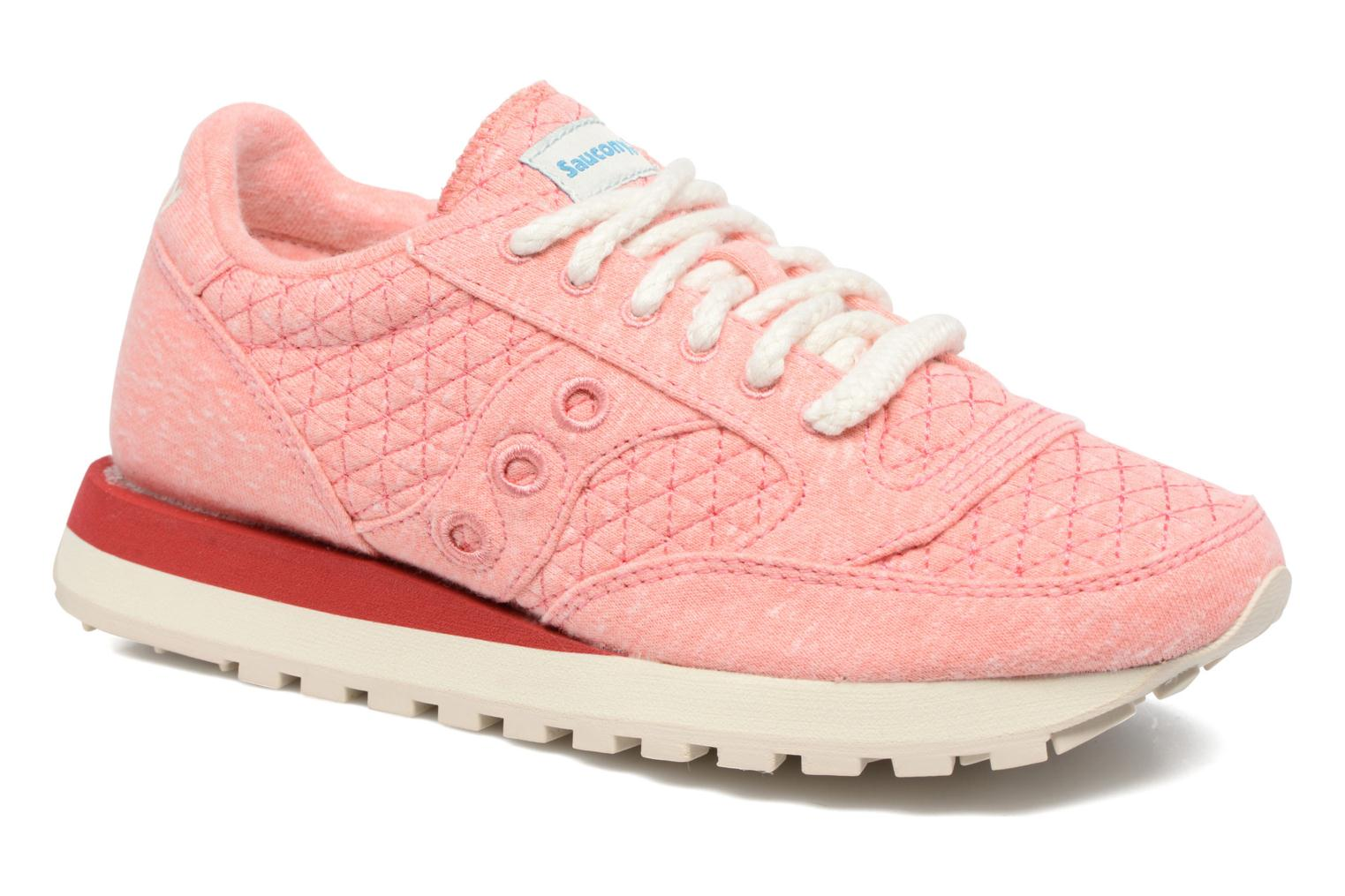 Sneakers Saucony Jazz Original Roze detail