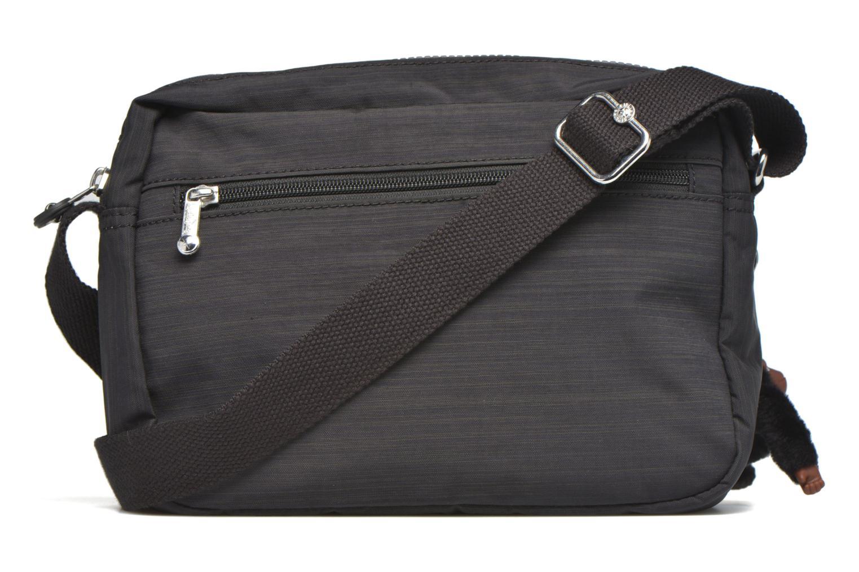 Mini Bags kipling Deena schwarz ansicht von vorne