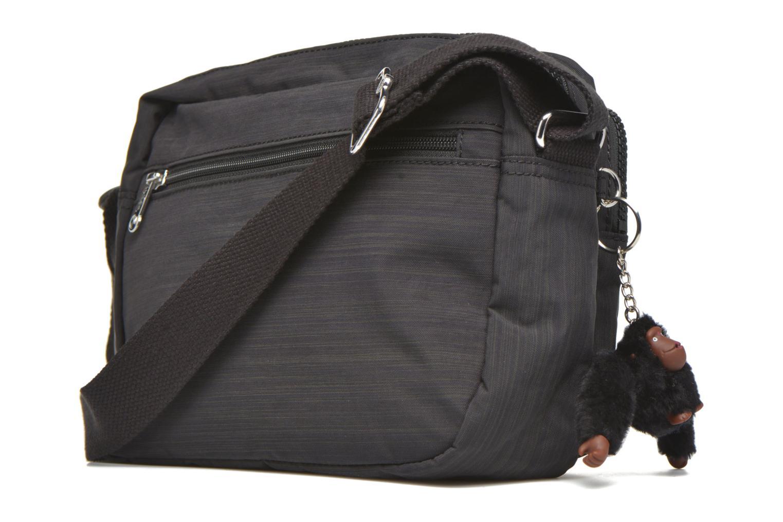 Mini Bags kipling Deena schwarz ansicht von rechts