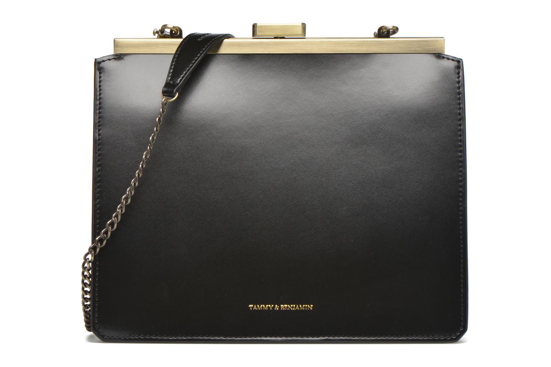 Handtassen Tammy & Benjamin Jeanne 27 Zwart detail