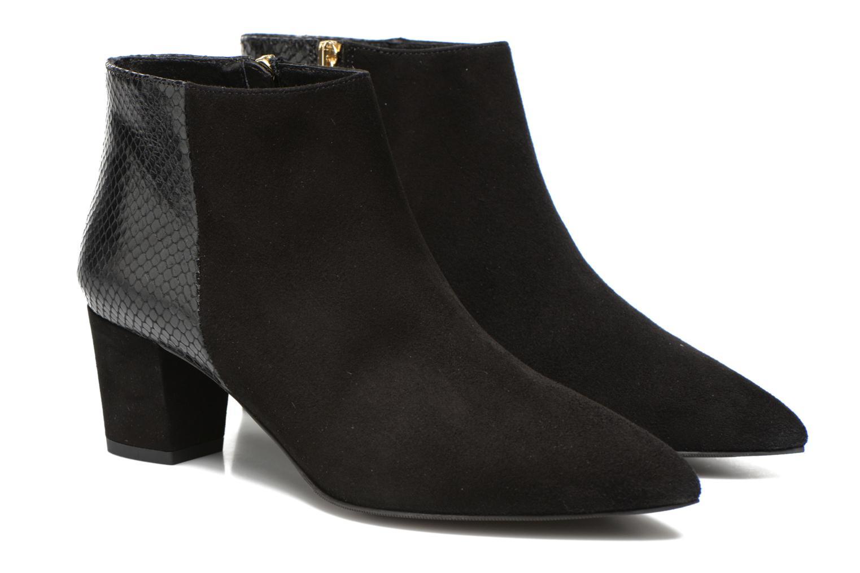 Bottines et boots L.K. Bennett Eloisa Noir vue 3/4