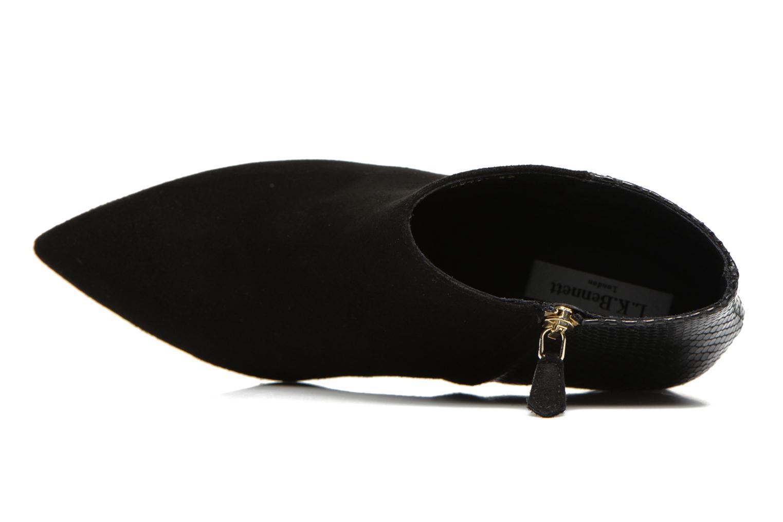 Bottines et boots L.K. Bennett Eloisa Noir vue gauche