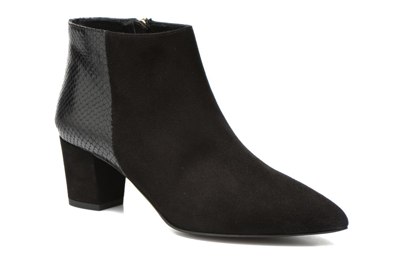 Bottines et boots L.K. Bennett Eloisa Noir vue détail/paire