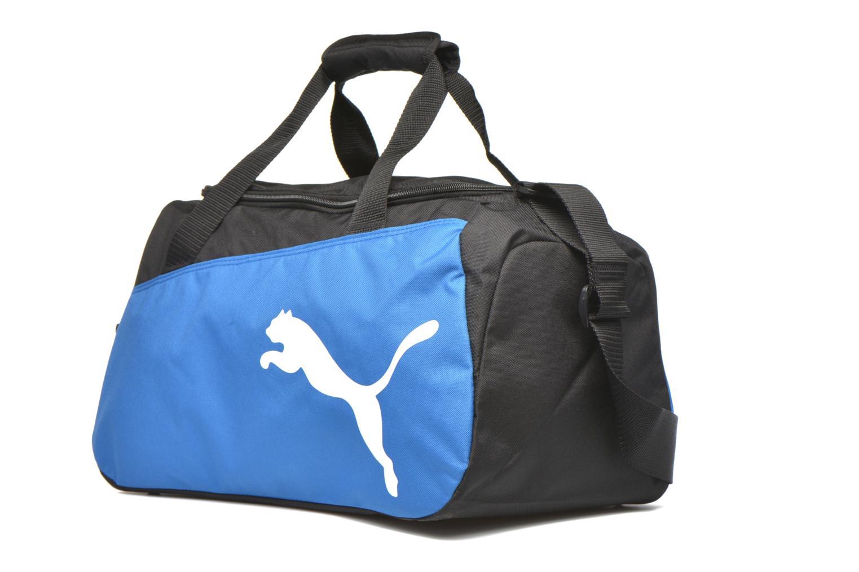 Sacs de sport Puma Pro Training Bag S Bleu vue portées chaussures