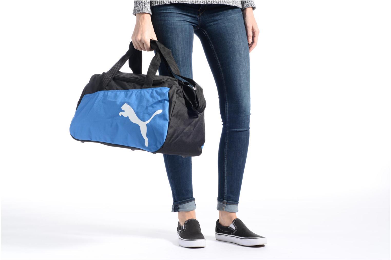Sacs de sport Puma Pro Training Bag S Bleu vue haut