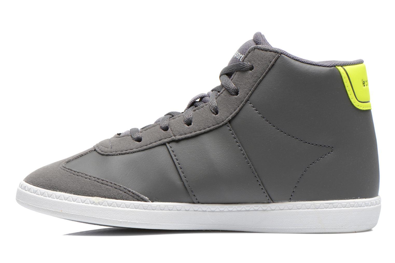 Sneaker Le Coq Sportif Tacleone Mid Gs grau ansicht von vorne
