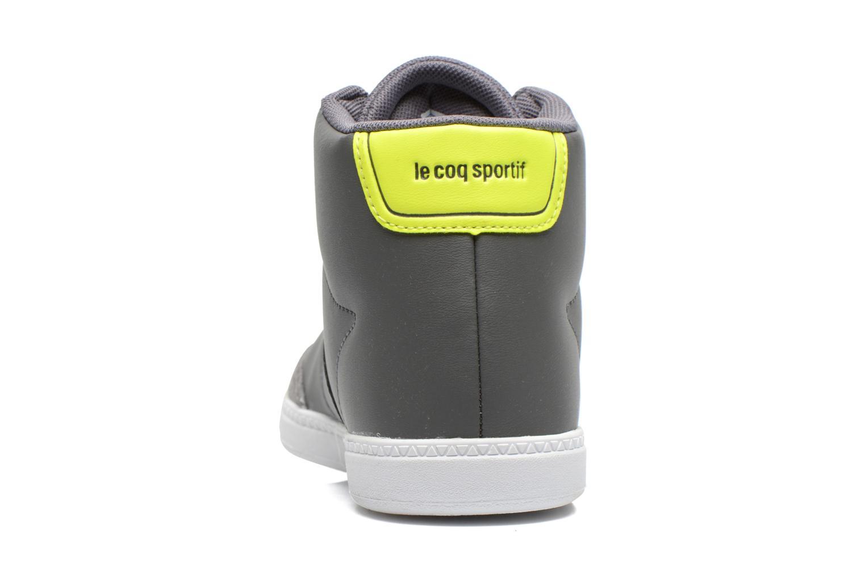 Sneaker Le Coq Sportif Tacleone Mid Gs grau ansicht von rechts