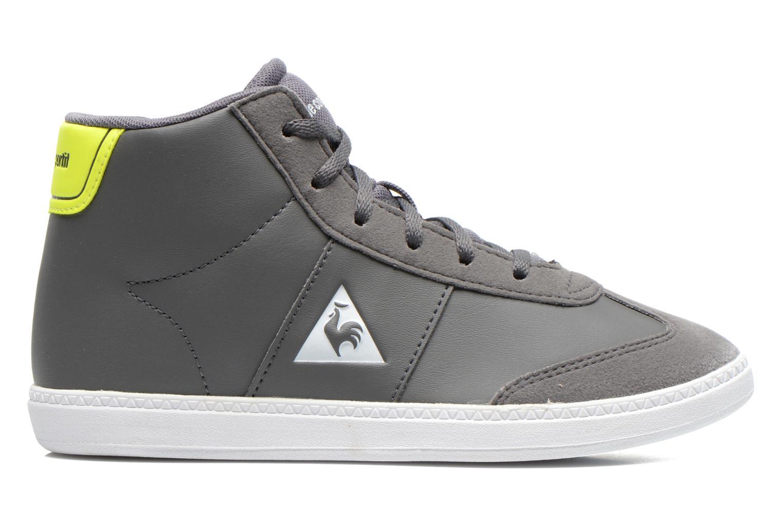 Sneaker Le Coq Sportif Tacleone Mid Gs grau ansicht von hinten