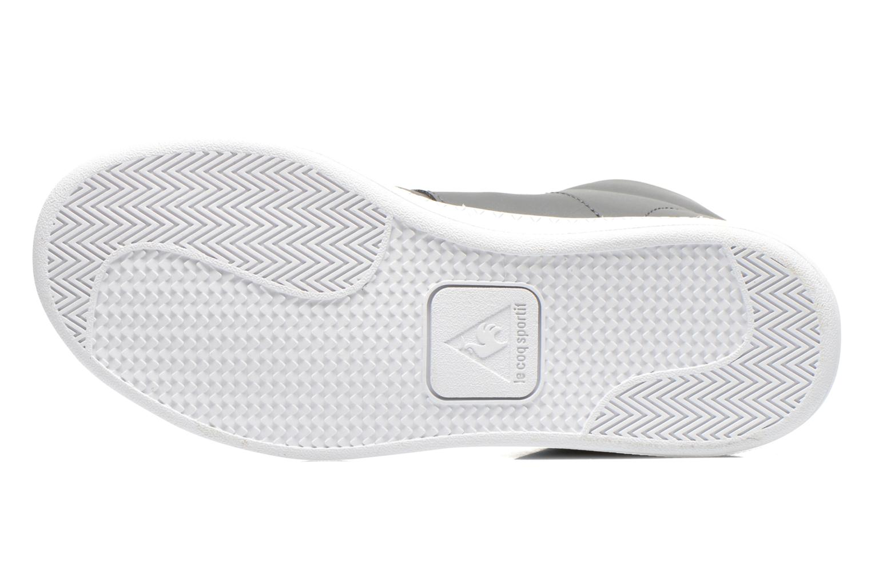 Sneaker Le Coq Sportif Tacleone Mid Gs grau ansicht von oben