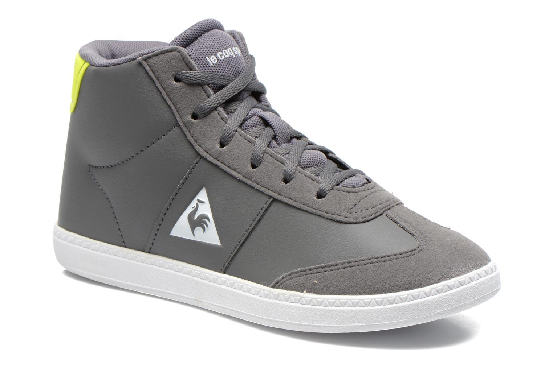 Sneaker Le Coq Sportif Tacleone Mid Gs grau detaillierte ansicht/modell