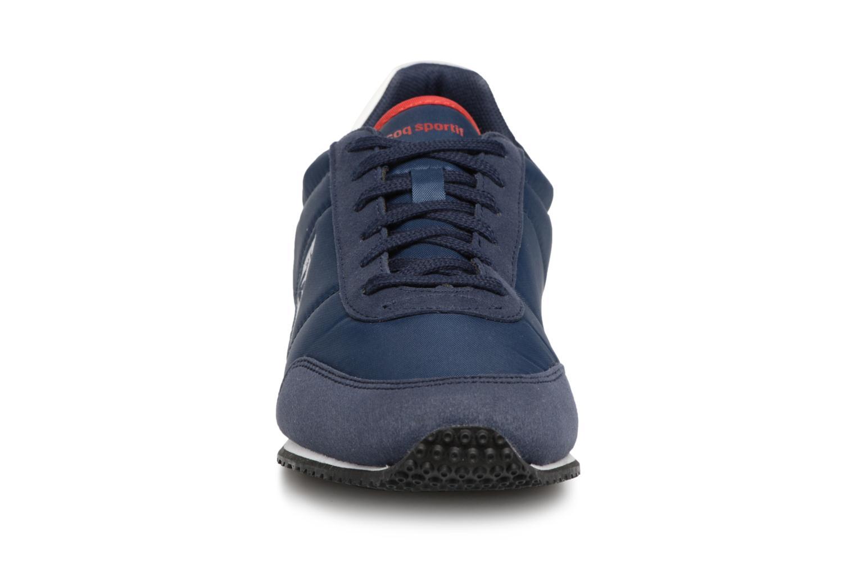Baskets Le Coq Sportif Racerone GS Boy Bleu vue portées chaussures