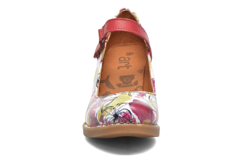Escarpins Art Harlem 933F Multicolore vue portées chaussures