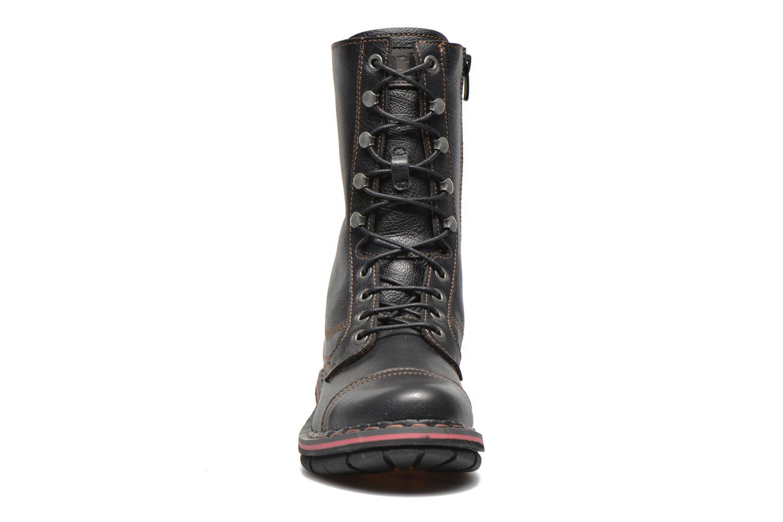 Ankle boots Art Assen 436 Black model view