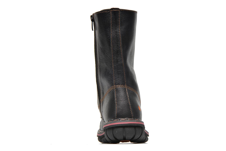 Bottines et boots Art Assen 436 Noir vue droite