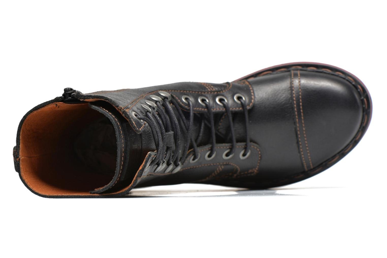 Bottines et boots Art Assen 436 Noir vue gauche