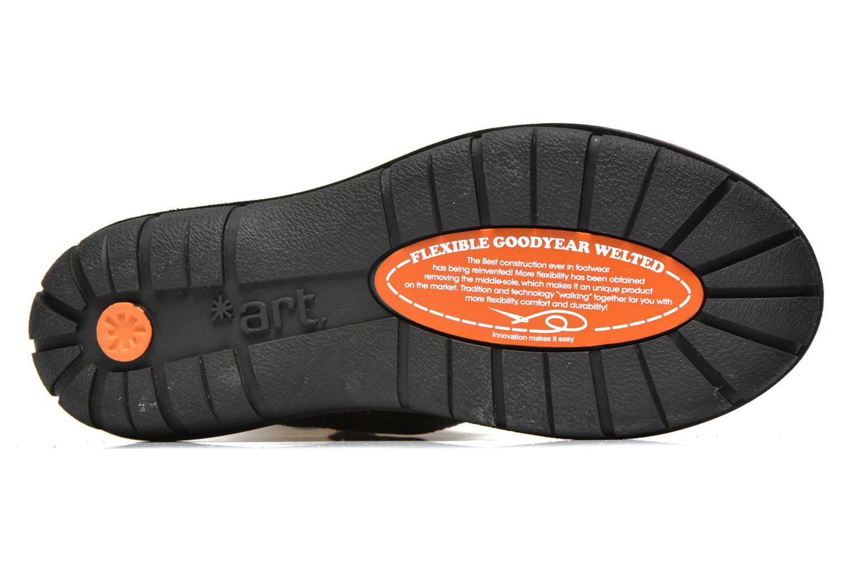 Bottines et boots Art Assen 436 Noir vue haut