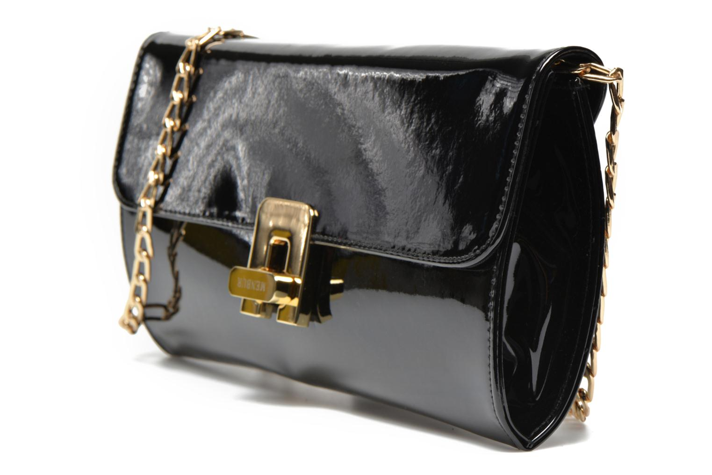 Mini Bags Menbur Farnaby schwarz schuhe getragen