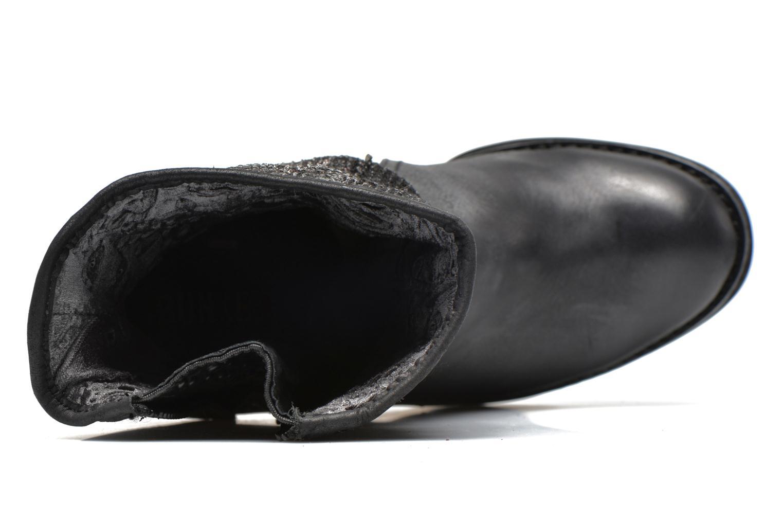Bottines et boots Bunker HanMu Noir vue gauche