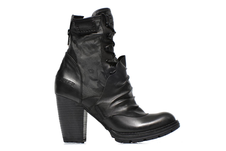 Bottines et boots Bunker Cav Ru Noir vue droite