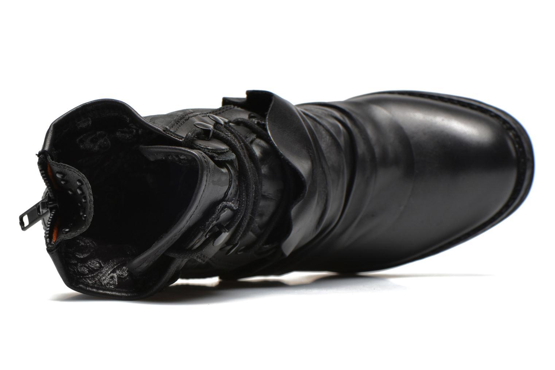 Bottines et boots Bunker Cav Ru Noir vue derrière