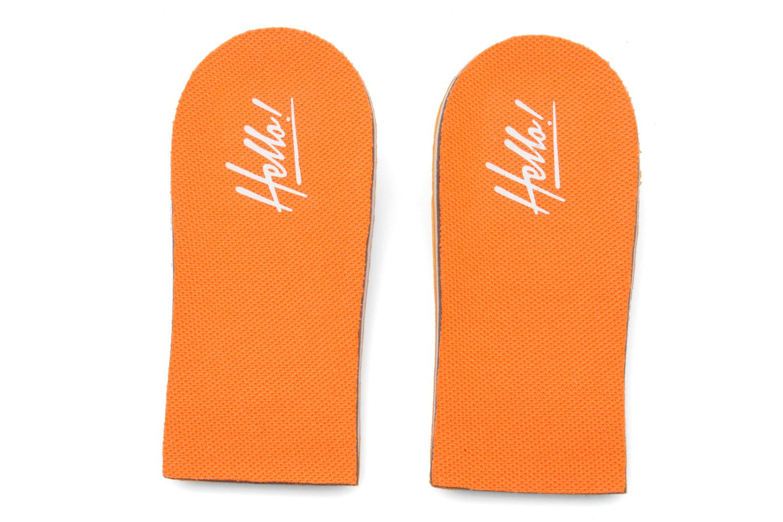 Invisible Heels Orange 3,8 cm