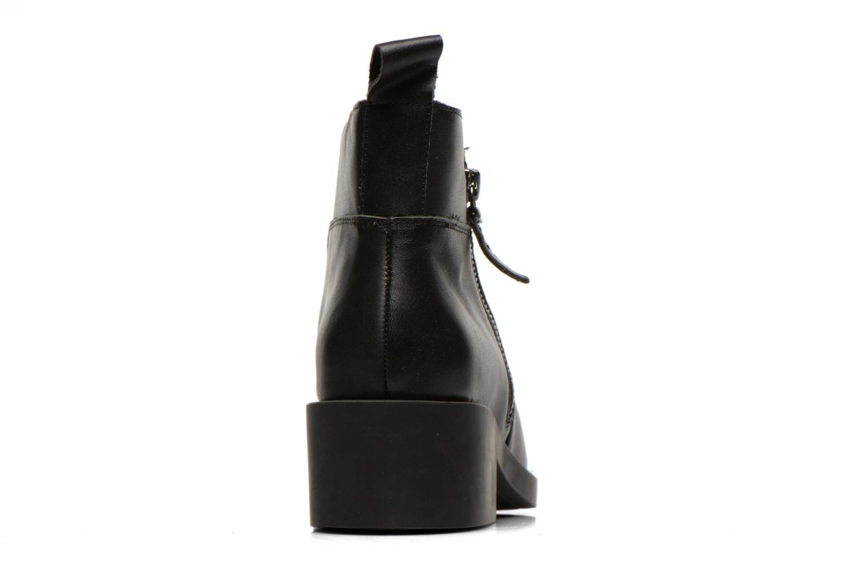Bottines et boots Schmoove Woman Initial Zip Boots Noir vue droite