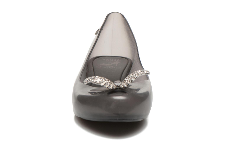 Ballerinas Melissa Melissa Ultragirl + Cinderella schwarz schuhe getragen