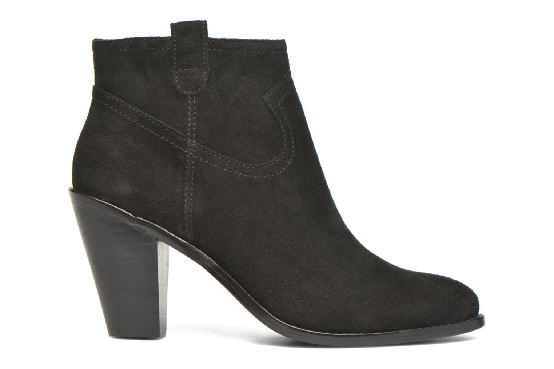 Bottines et boots Ash Ivana Noir vue derrière