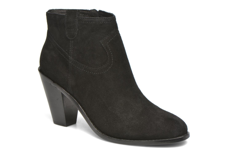 Bottines et boots Ash Ivana Noir vue détail/paire