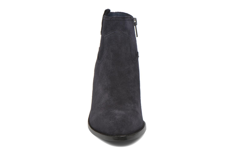 Bottines et boots Ash Ivana Bleu vue portées chaussures