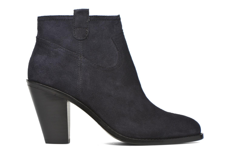 Bottines et boots Ash Ivana Bleu vue derrière