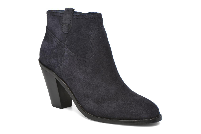 Bottines et boots Ash Ivana Bleu vue détail/paire