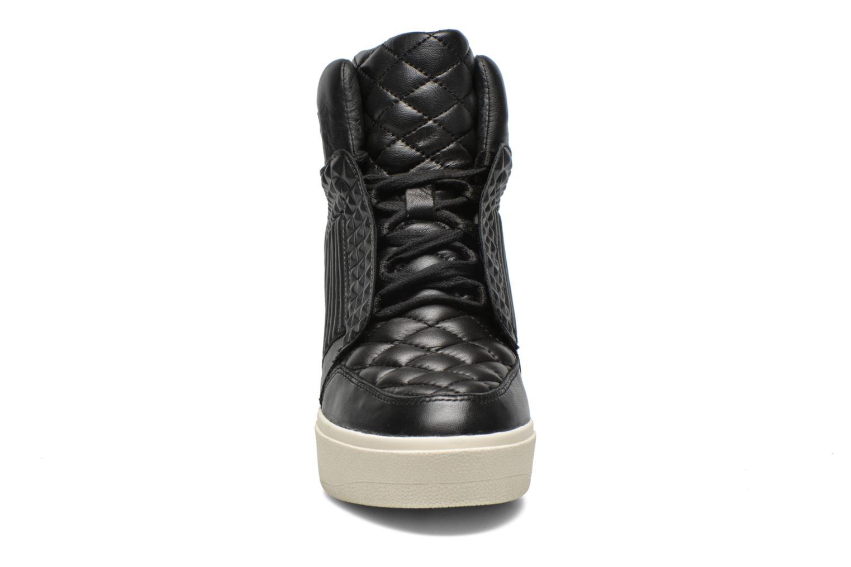 Baskets Ash Azimut Noir vue portées chaussures