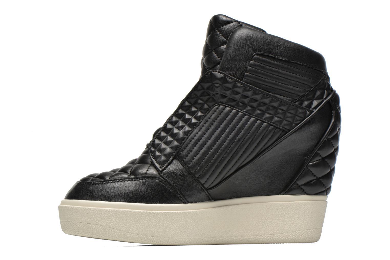 Sneaker Ash Azimut schwarz ansicht von vorne