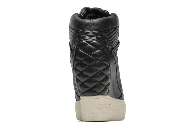 Sneakers Ash Azimut Zwart rechts