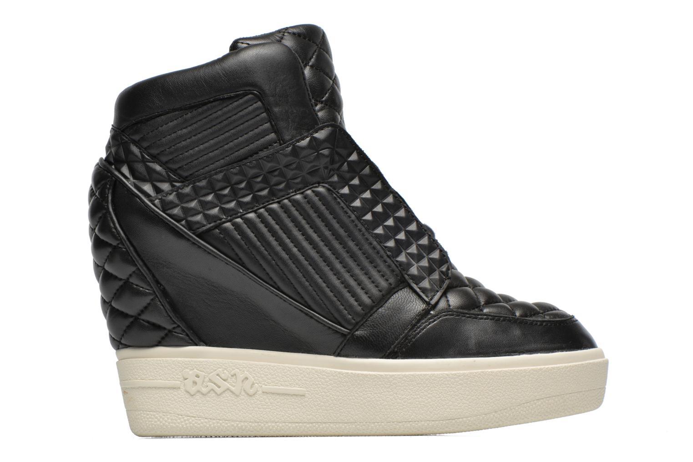 Sneaker Ash Azimut schwarz ansicht von hinten
