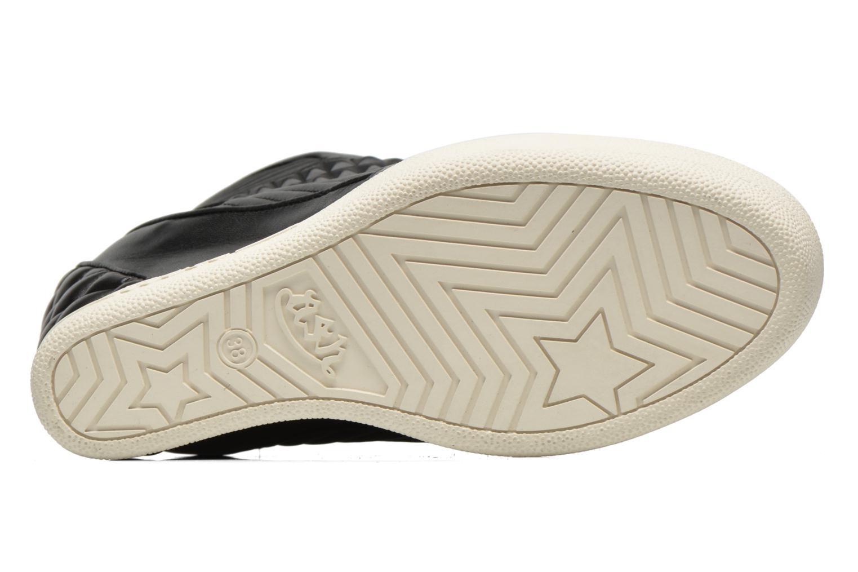 Sneaker Ash Azimut schwarz ansicht von oben