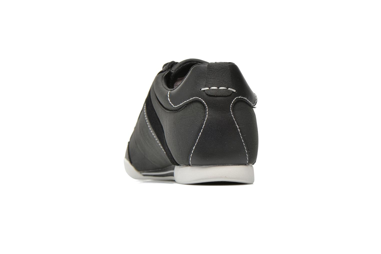 Sneakers Levi's Turlock Refresh Zwart rechts