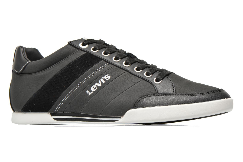 Sneaker Levi's Turlock Refresh schwarz ansicht von hinten