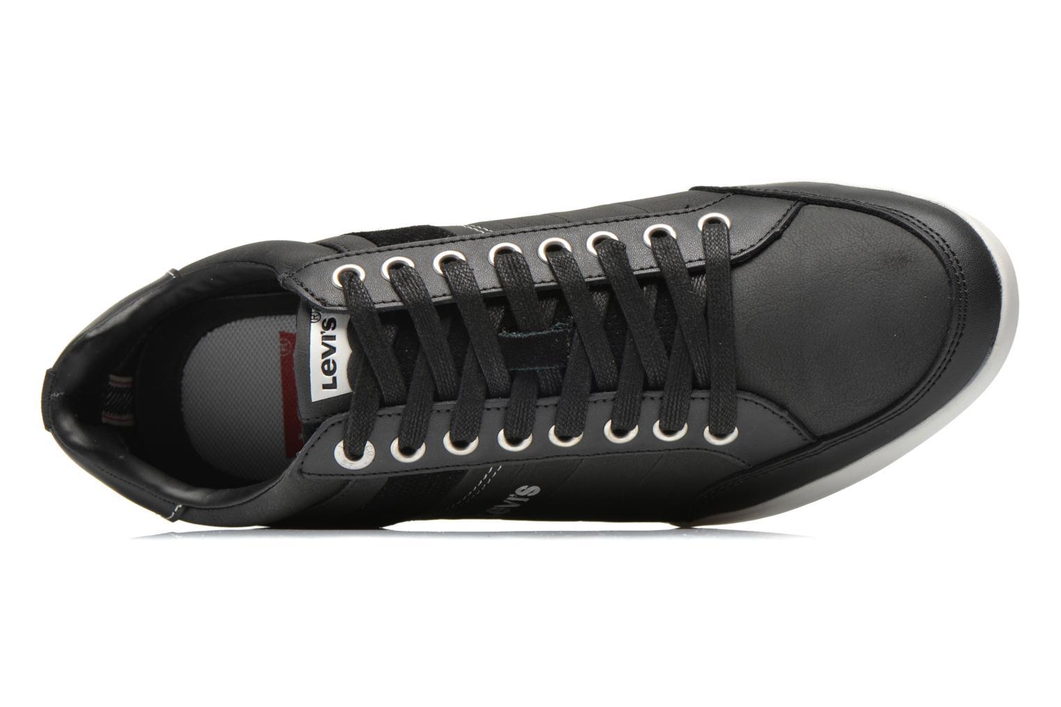 Sneakers Levi's Turlock Refresh Zwart links