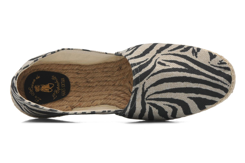 Espadrille 324 rustic Zebre