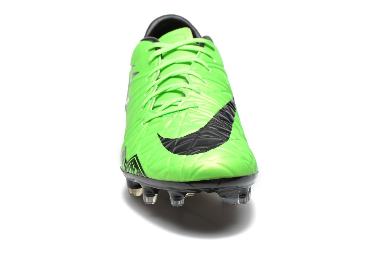 Sportschoenen Nike Hypervenom Phatal II Fg Groen model