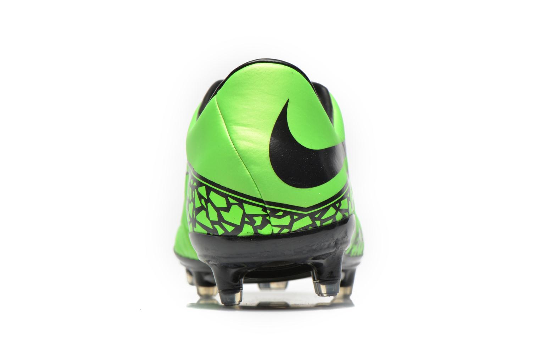 Sportschoenen Nike Hypervenom Phatal II Fg Groen rechts